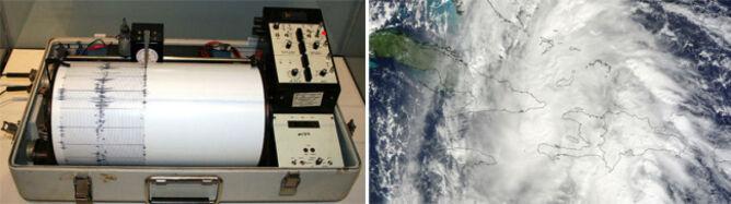 Za trzęsienia ziemi odpowiadają tajfuny?