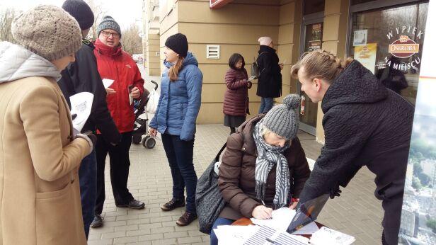 Ruszyła zbiórka podpisów ws. Bartyckiej Inicjatywa Mieszkańców Mokotowa