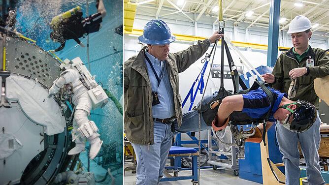 Jak wyszkolić astronautę? Naukowcy głowią się nad efektywnymi metodami nauczania