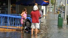 Ochrona przeciwpowodziowa niewiele pomoże: nadmorskie miasta czekają miliardowe straty