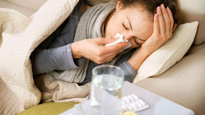 Jesień pod znakiem grypy. Dużo więcej chorych niż rok temu