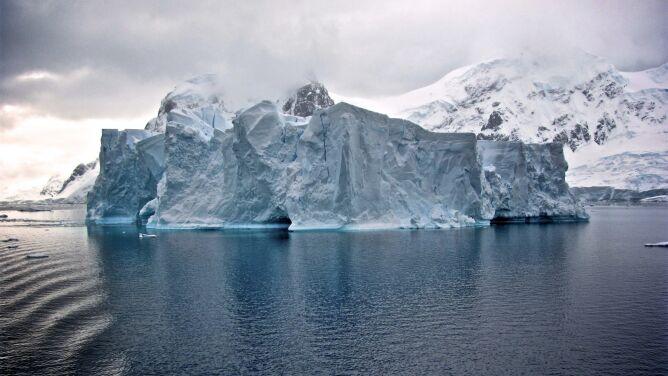 """Prawie 21 stopni na Antarktydzie. <br />""""Nigdy nie widzieliśmy czegoś takiego"""""""