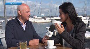 Tomasz Zubilewicz rozmawia z Justyną Szostek