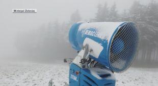 W poniedziałek zabieliły się stoki w Zieleńcu