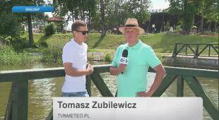 Zbigniew Konobrodzki o zawodach sportowych w Gołdapi