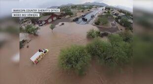 Akcja ratunkowa w Arizonie